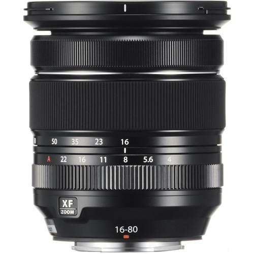 Fujifilm XF 16-80mm f/4 R OIS WR - Les meilleurs objectifs pour le Fujifilm X-T4