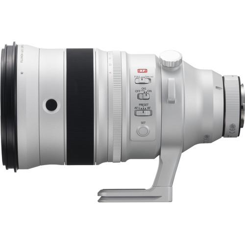 Fujifilm XF 200mm f/2 R LM OIS WR + XF 1.4x Teleconverter - Les meilleurs objectifs pour le Fujifilm X-T4