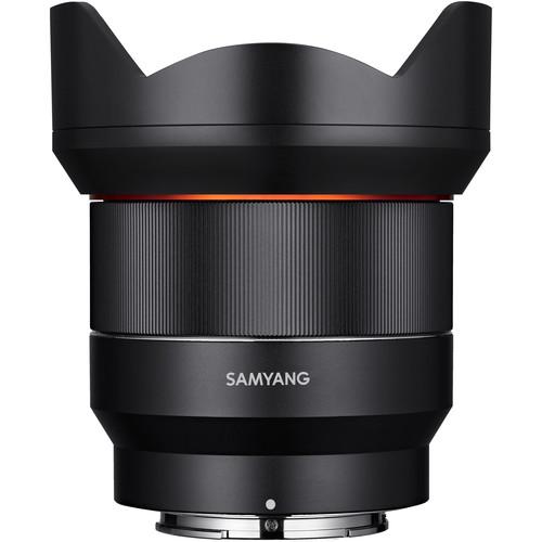 Samyang AF 14mm f/2.8 FE | Meilleurs objectifs recommandés pour le Sony a7R IV