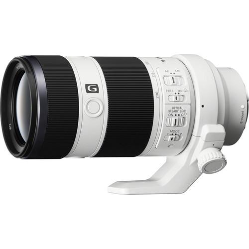 Sony FE 70-200mm f/4 G OSS | Meilleurs objectifs recommandés pour le Sony a7R IV