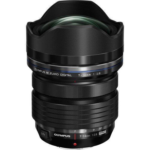 zoom ultra grand angle pour Olympus OM D EM 1 Mark III