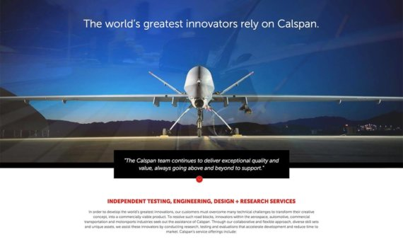 Read more about Calspan