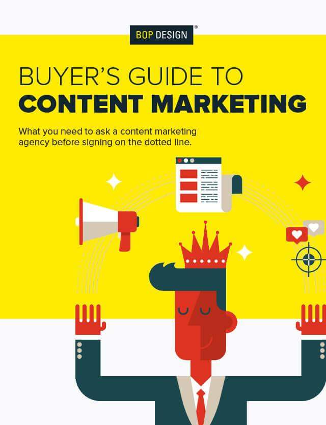 Buyer's Guide to B2B Content Marketing