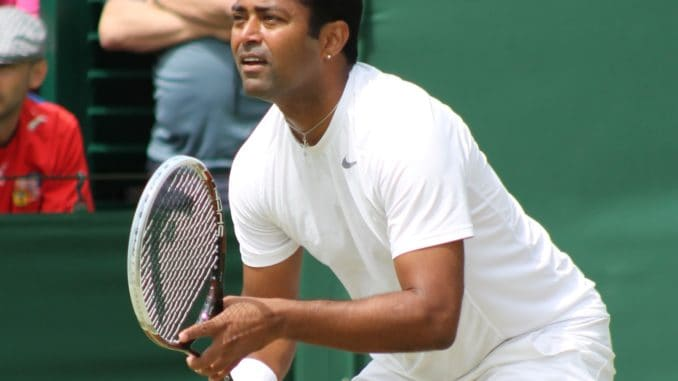 Paes Eliminated in Pune Open