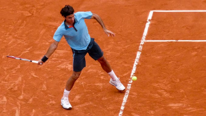Which clay court tournaments will Roger Federer be playing in 2020?