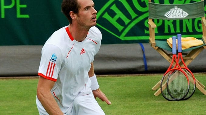 Andy Murray v Benoit Paire Live Streaming ATP Queens