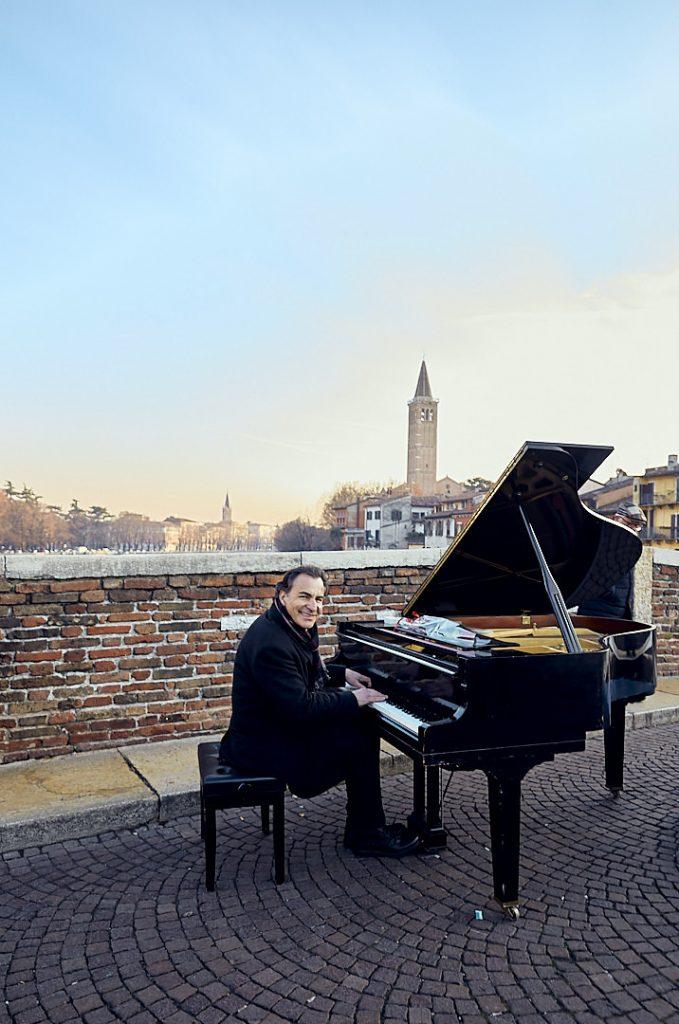 Armin Muratovic in Verona Italien