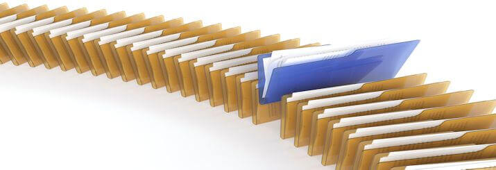 Organizing Web Leads