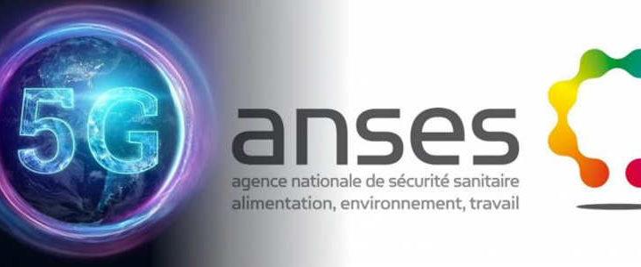 L'Anses voudrait évaluer la 5G