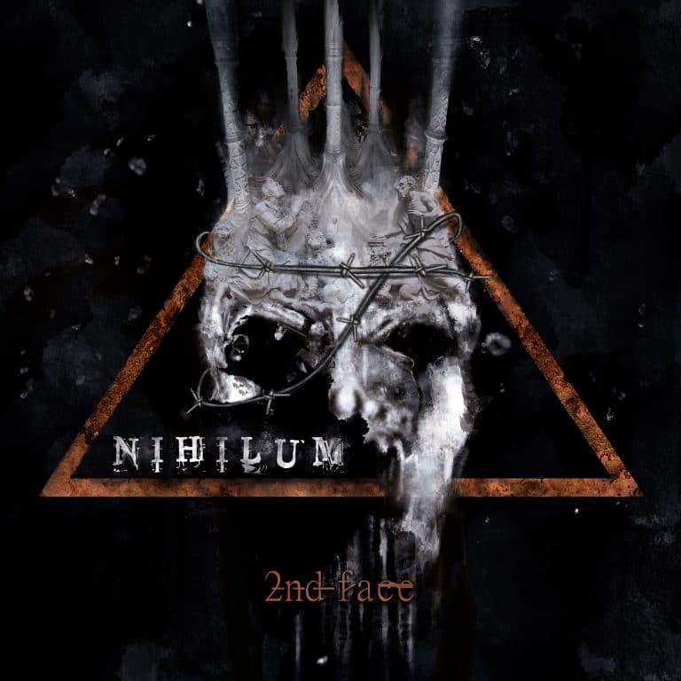 2nd face nihilum die ep - das cover