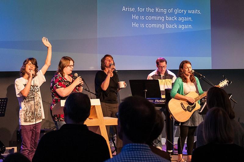 Worship at Wellspring