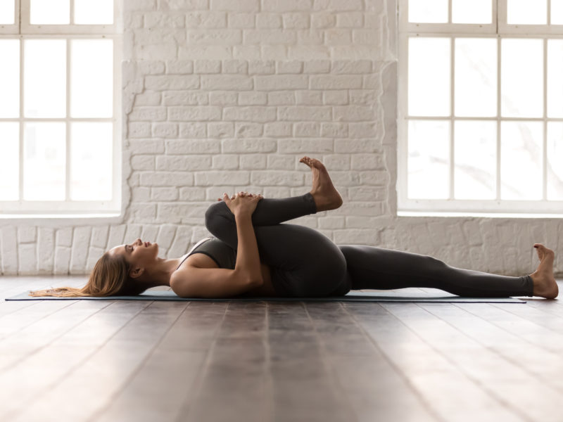 free yoga class download