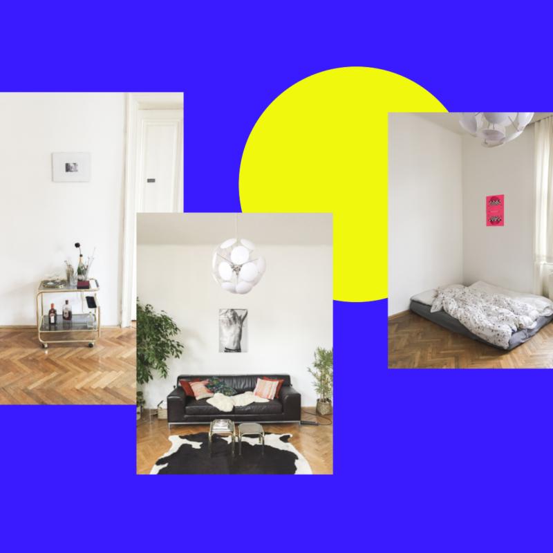 Airbnb vo Viedni