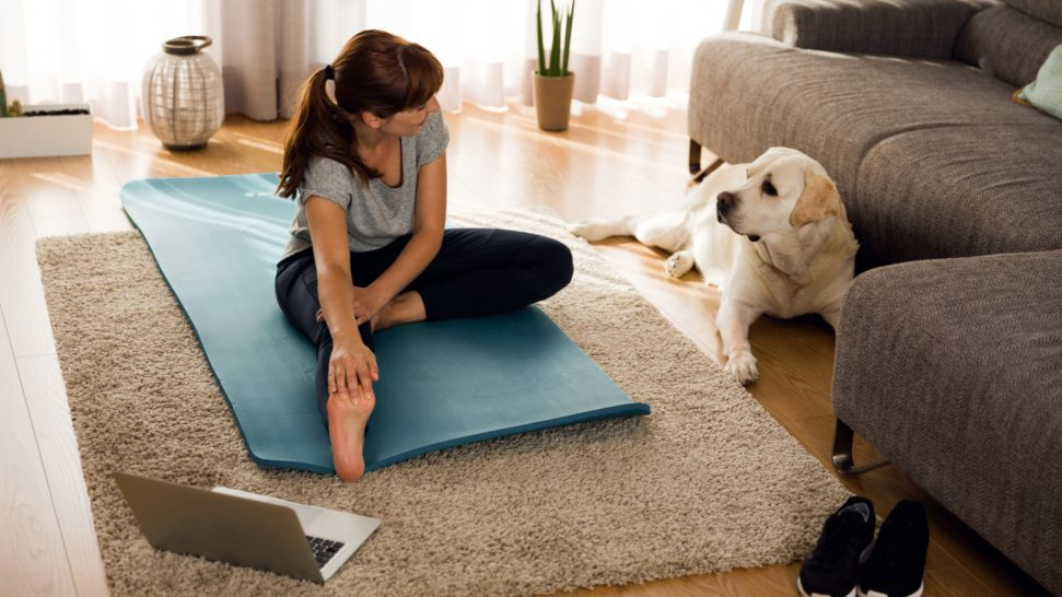 yoga home practice essex hertfordshire