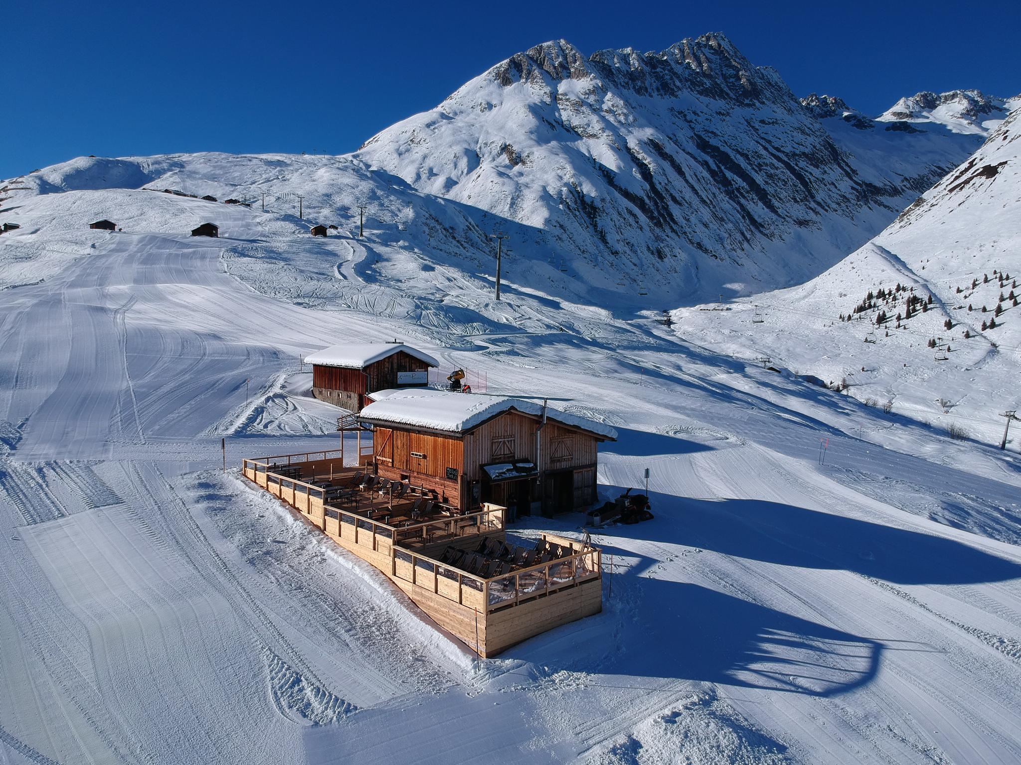 La Schliusa - Après Ski Bar Sedrun