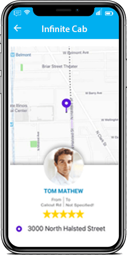 Taxi booking