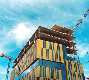 Campagna per impresa di costruzioni general contractor