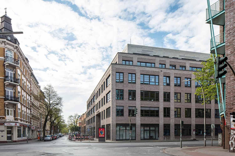 Zeisehof Hamburg Projektentwickler