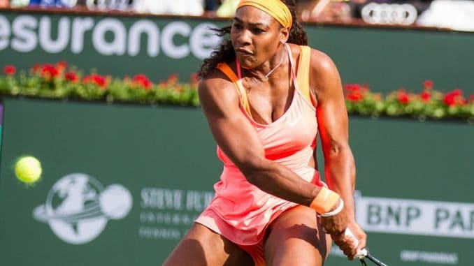 Serena Williams live streaming and predictions