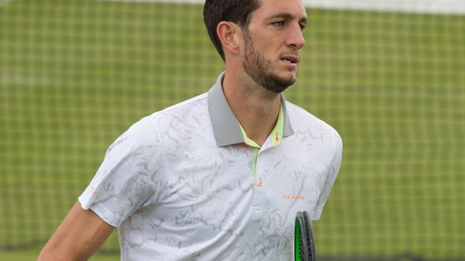James Ward Crashed out of the Houston Qualifiers