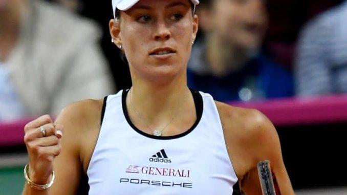 Angelique Kerber v Sara Sorribes Tormo Live Streaming Wimbledon