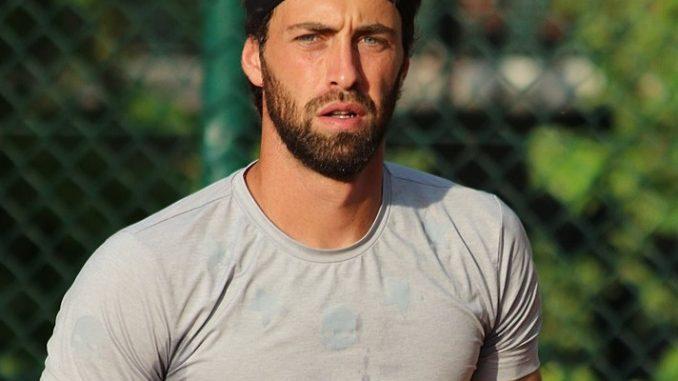 Nikoloz Basilshvili v Gianluca Mager
