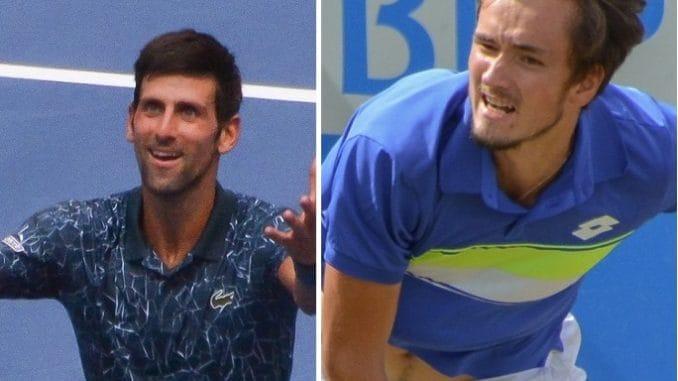 Novak Djokovic v Daniil Medvedev Live Streaming & Predictions