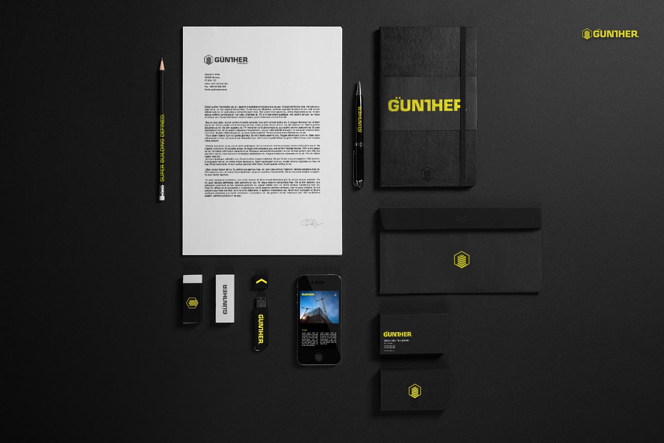 gunther stationary design