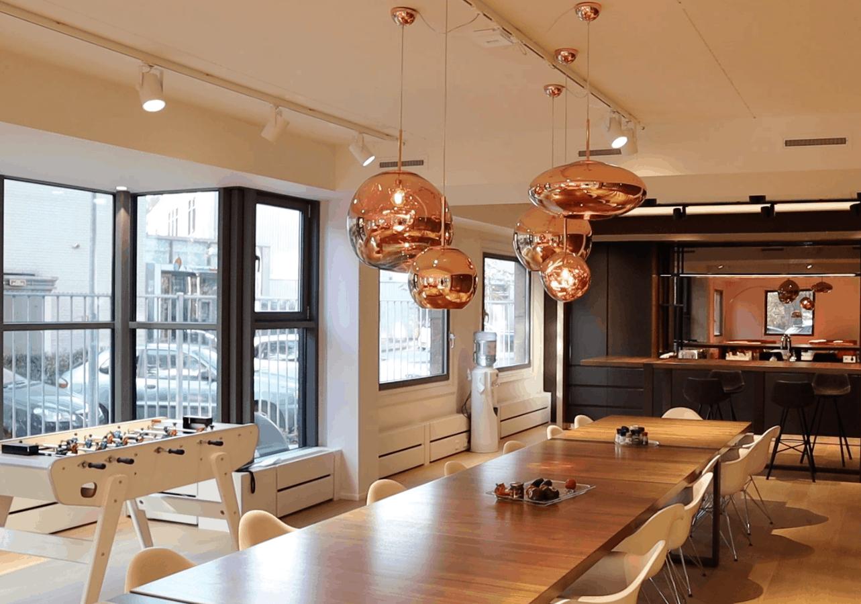 Office verlichting Lichtplanners