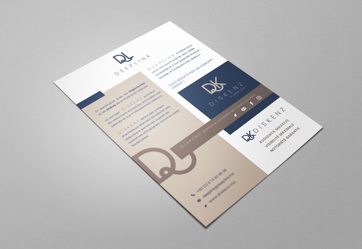 flyer-deeplink-agence de communication-vuenova
