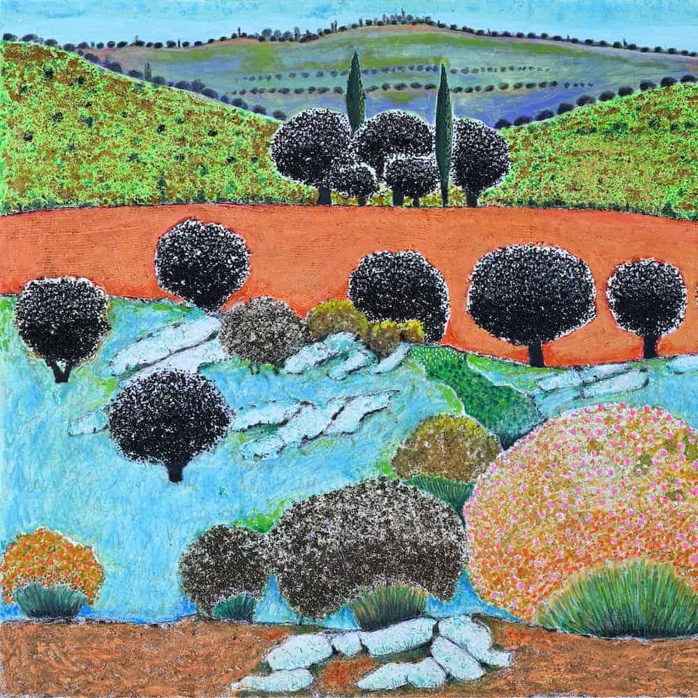 Palestinian Utopia Landscape