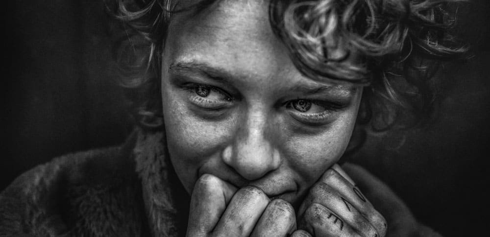 Lee Jeffries - Portrait photographers