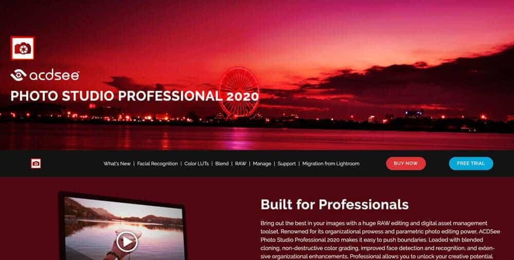 ACDSee Photo Studio Professional 2020