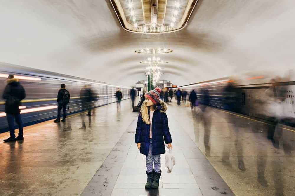 Long Esporure Photo of people