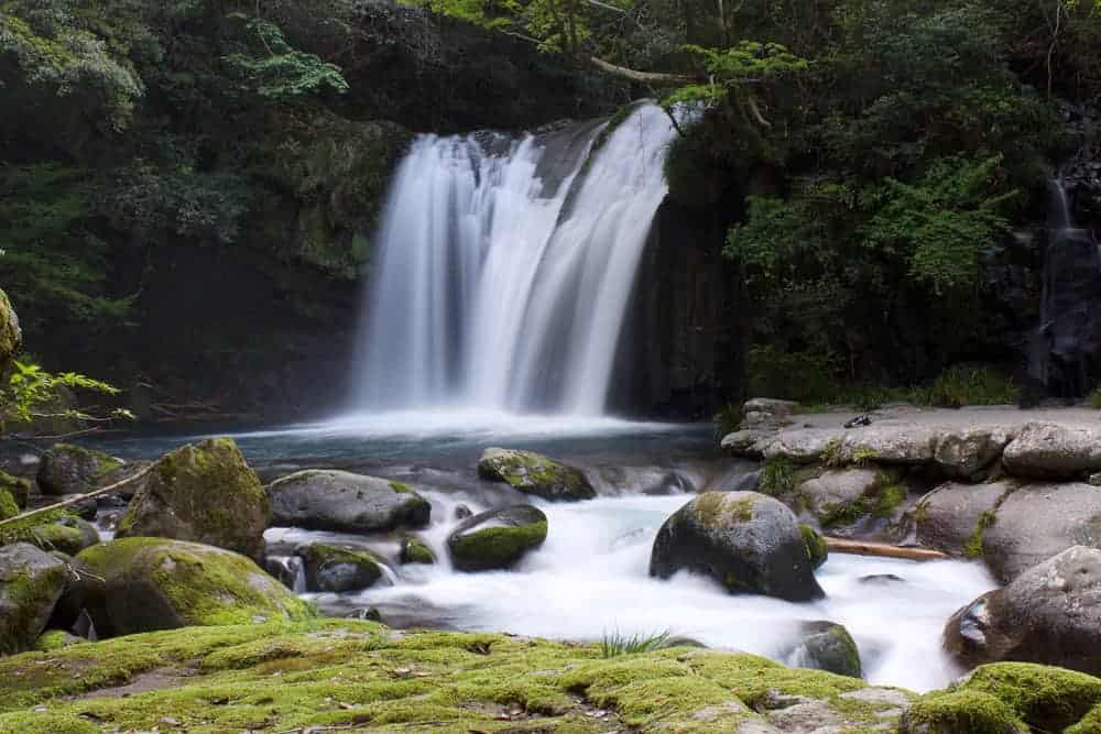 Long Esporure Photo waterfall