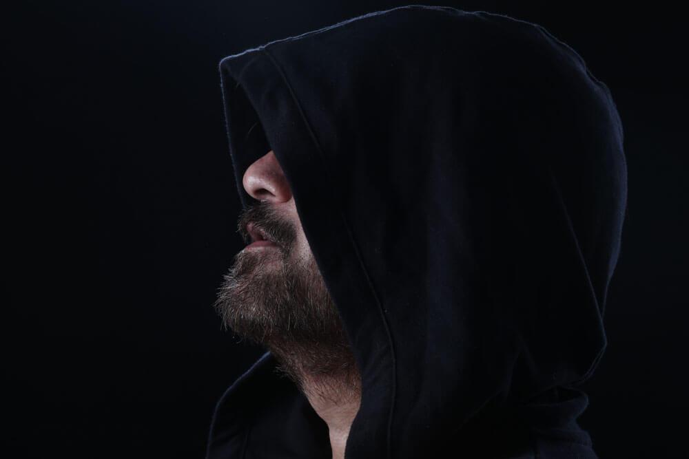 Dark backdrop image