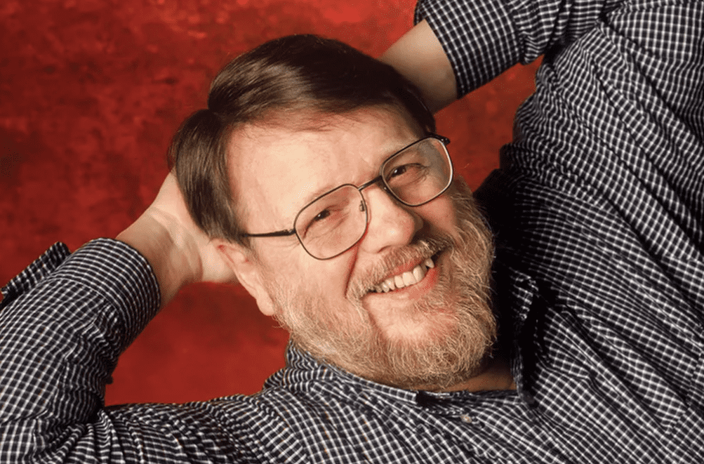 Ray Tomlinson, the founder of Email
