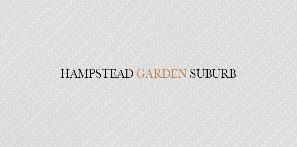 Coming Soon: Hampstead Garden Suburb