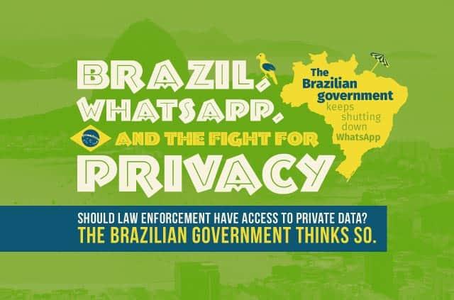 Brazil vs. WhatsApp