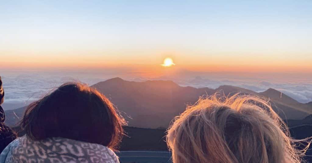 Haleakalā National Park.