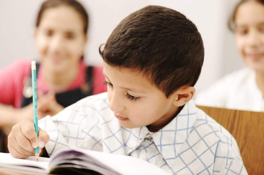 help your child be more mature at school