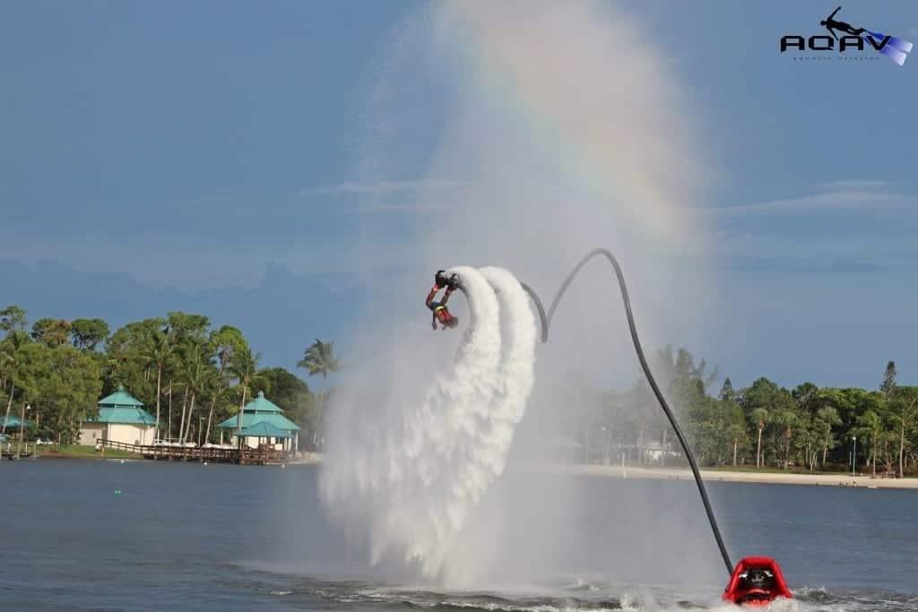 flyboard world cup naples florida zapata racing pro watercross Suksan winner champion