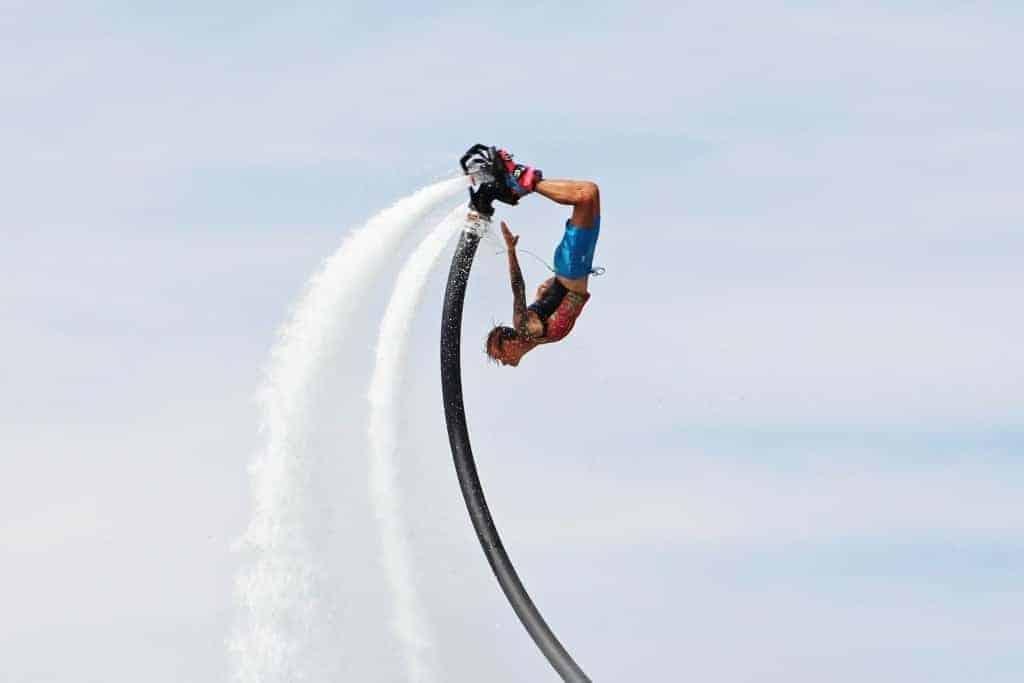 Flyboard Water Hoverboard Rental San Diego Red Bull Air Race