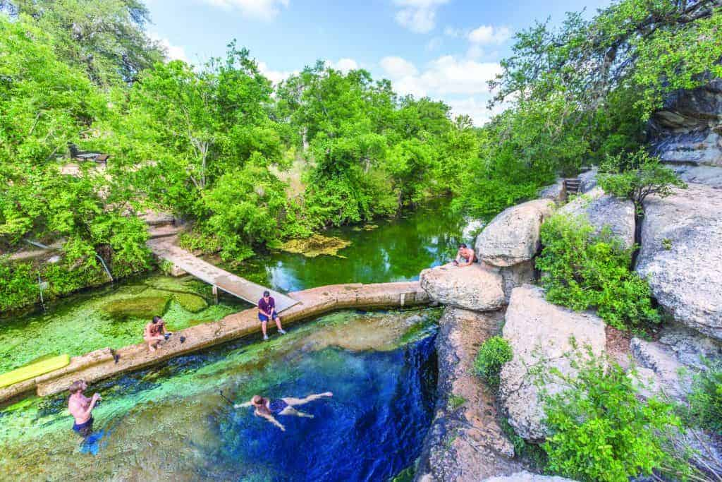Jacobs Well.