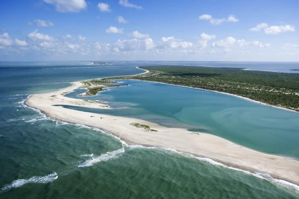 Cayo Costa Island, Florida.