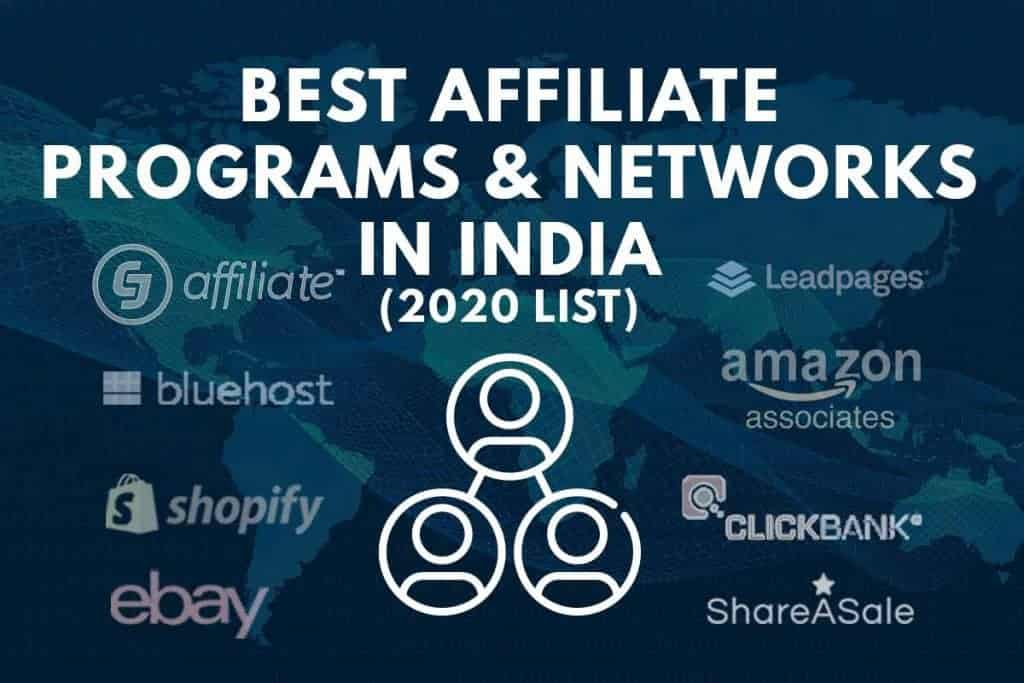 best affiliate programs and networks