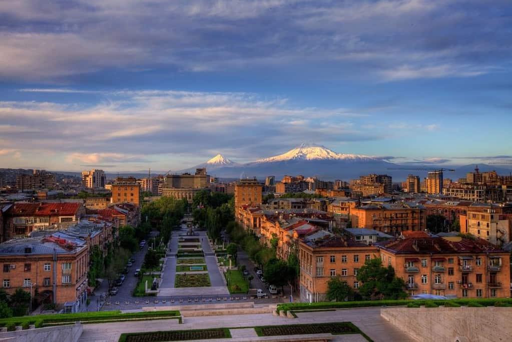 Senderismo en Armenia