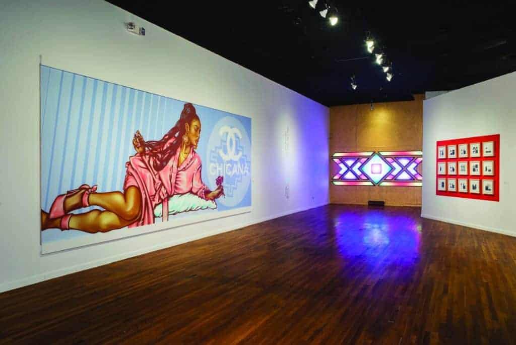 Mexic-Arte Museum.