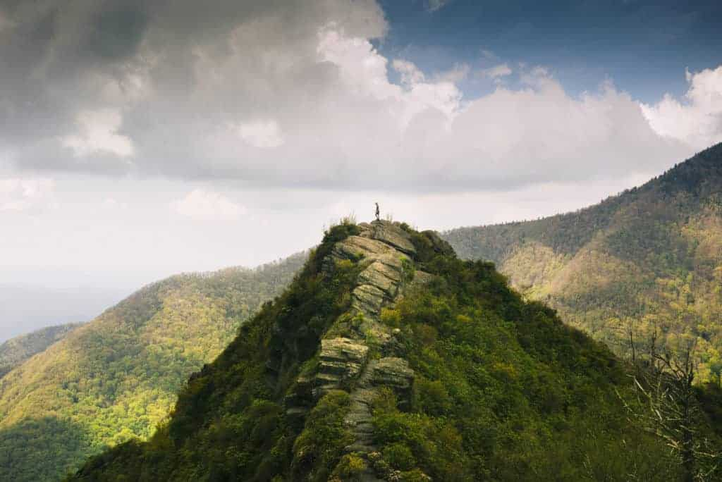 Smoky Mountain National Park.