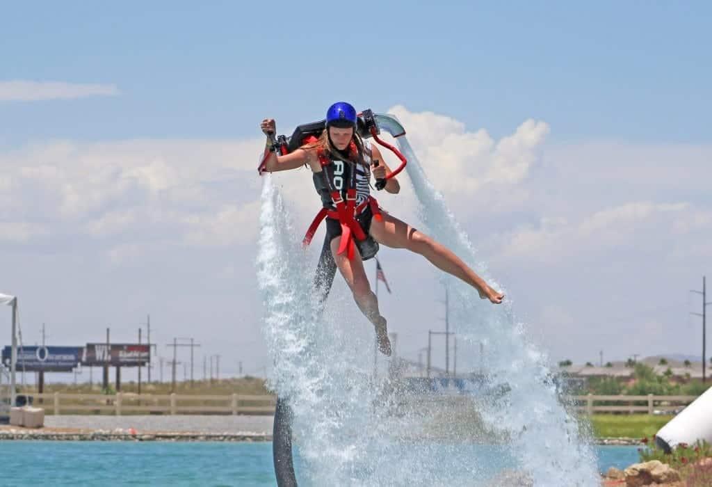 zapata racing water powered jetpack rentals san diego